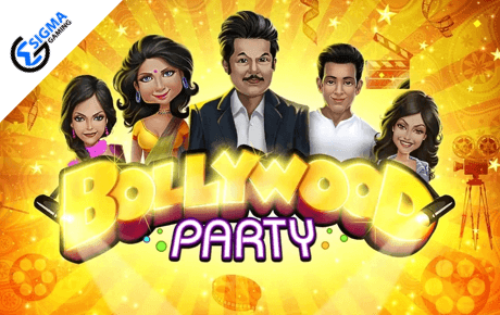Bollywood Party Slot Machine